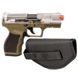 Pistola Airsoft Crosman Stinger P9t + Funda