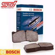 Pastilha Freio Bosch Astra 2.0 Bb38 2009 2010 2011
