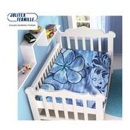 Cobertor Bebe Infantil Jolitex Touch Raschel Fr Não Alérgico