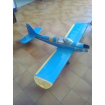 Avion Ala Baja Con Motor En Oferta