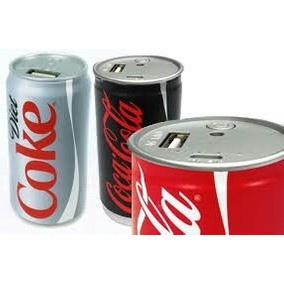 Batería Externa Coca Cola De Colección Hasta Agotar Stock