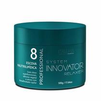 Innovator Escova Nutri Lipidica Relaxer System 500ml