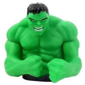 Cofre Busto Hulk Marvel Vingadores - Zona Criativa
