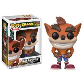 Boneco Funko Pop Crash Bandicoot - Crash Bandicoot Nº273
