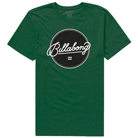 Remera M/c Billabong New Map Tee Boys Green Niño 13197011