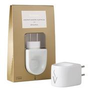 Difusor Elétrico Porcelana Via Aroma Aromaterapia