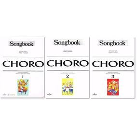 Songbook Choro Vol.1,2,3 (ebook)