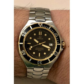681d6bc0ff1 Relogio Omega 007 Seamaster Professional Limited - Relógios no ...