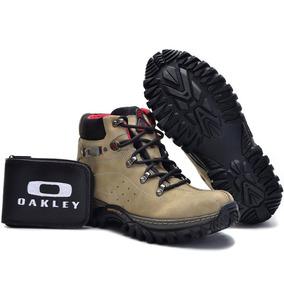 Bota Botina Cuturno Adventure Oakley Masculina Promoção 6dc73c033a7