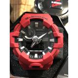 Casio G Shock Ga-700 Rojo Acepto Mercado Pago