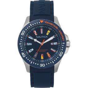 Reloj Nautica Modelo: Napjbc002 Envio Gratis