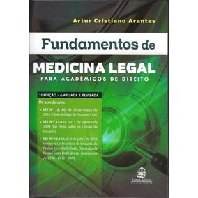 Fundamentos De Medicina Legal - Para Acadêmicos De Direito
