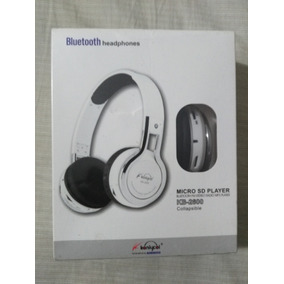 Audifonos Con Bluetooth