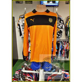 Camiseta Peñarol Manga Larga - Oficial - Talle M