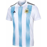 Nuevo Jersey Playera De Argentina 2017 - 2018 Climacool