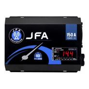 Fonte Automotiva 150a Jfa Carregador Com Sistema Sci