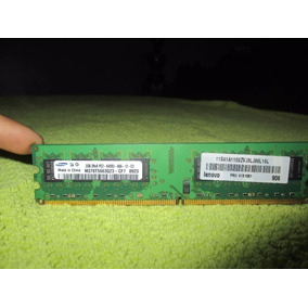 Memoria Ram 2gb Ddr2 6400 Para Pc- Marca Samsung............