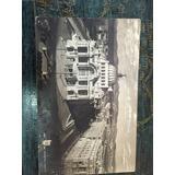 Hermosa Postal Del Teatro Nacional México De 1943 Excelente