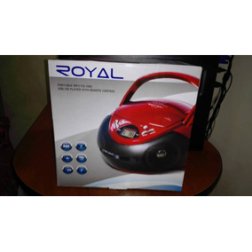 Radio Mp3 Cd Usb Sd Royal
