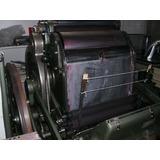 Máquina P/ Impressão, Corte E Vinco - Catu 487