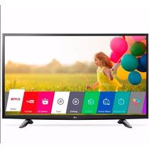 Smart Tv Led 43 Lg 43lh5700 Full Hd Netflix Wifi