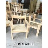 Silloncito Sillon Para Niños De Madera, Fabricantes!