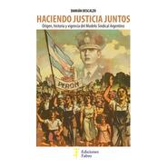 Haciendo Justicia Juntos - Ediciones Fabro