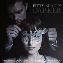 Cd 50 Sombras Mas Oscuras Soundtrack Pelicula Original Nuevo