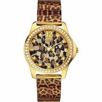 Relógio Feminino Guess- Certificado Originalidade + Brinde