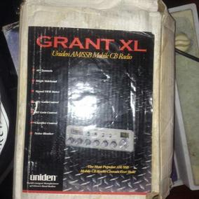Radio Grant Xl Ssb/am Citizena Brand