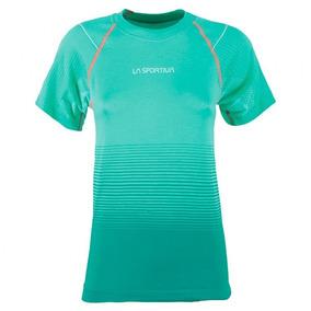 Medea T-shirt Playera Manga Mujer Dama Ropa La Sportiva