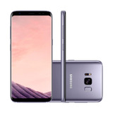 Samsung Galaxy S8 5.8in 64gb Câmera 12mp+8mp Ametista