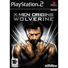 Jogo Patch X-men Origins Wolverine Play2 Ps 2 Playstation 2