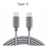 Cable Tipo C A Tipo C