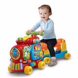 Vtech Maxi Tren 5 En 1 Para Niños Aprendizaje Luces Sonidos