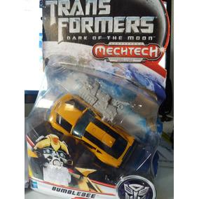 Transformers Deluxe Class Bumblebee Mechtech