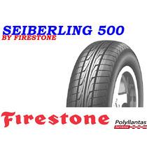 Llanta 175/70r13 Seiberling 500, Nuevas (submarca Firestone)