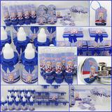 Kit 105 Lembrancinhas Personalizadas Chá Bebê Fraldas - G15