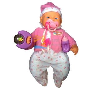Boneca Bebê Fofucho Expressão Facial, Silicone