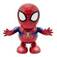 Dance Hero Spiderman Iron Man Hulk Pantera Thor Bailarin