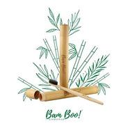 Estuche De Bam Boo! Lifestyle® + Cepillo Gratis