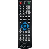 Controle Remoto Tectoy Dvd C101 - C100 - F250 - F251