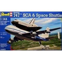 Revell 04863 Boeing 747 Sca&spaceshuttle 1/144 Milouhobbies