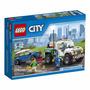 Brinquedo Novo Lego City Caminhão De Reboque 60081