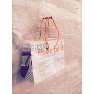 Paquete 10 Bolsas Reciclada De Periódico