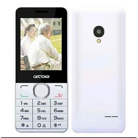 Telefone Celular Desbloqueado 2 Chip Câmera,rádio Fm+ Brinde