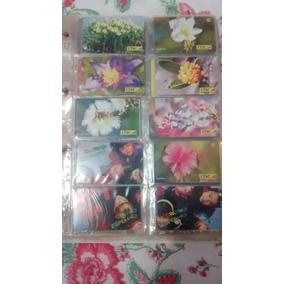 Coleção De Cartões Telefônico