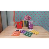 Calculadora Flexible De Goma Con Iman+agenda Lego Goma