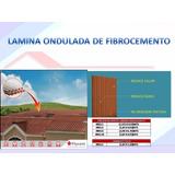 Lamina Ondulada De Fibrocemento Eureka P7 Nro 6 Plycem