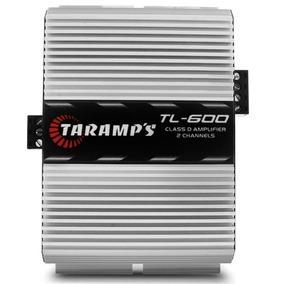 Modulo Som Taramps Tl 600 170w Rms 2 Canais Tl600